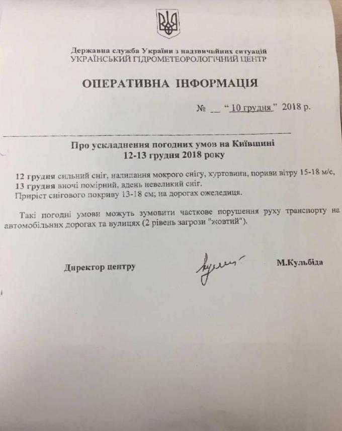 Украину накроют новые мощные снегопады: чрезвычайщики сделали тревожное предупреждение (1)