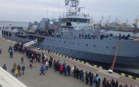 Приехали за русскоязычными: визит кораблей НАТО в Одессу взорвал сеть