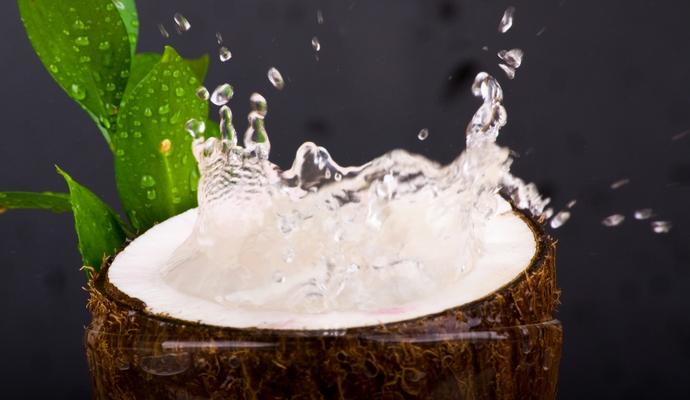 Кокосова вода корисна для вагітних