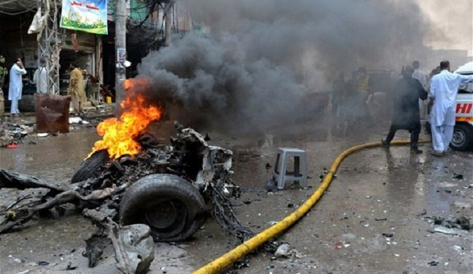На південному заході Пакистану стався вибух