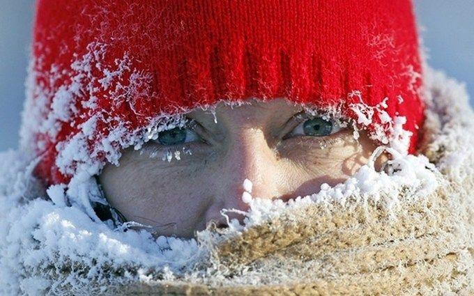 В Украину возвращаются сильные морозы: синоптики предупредили о похолодании