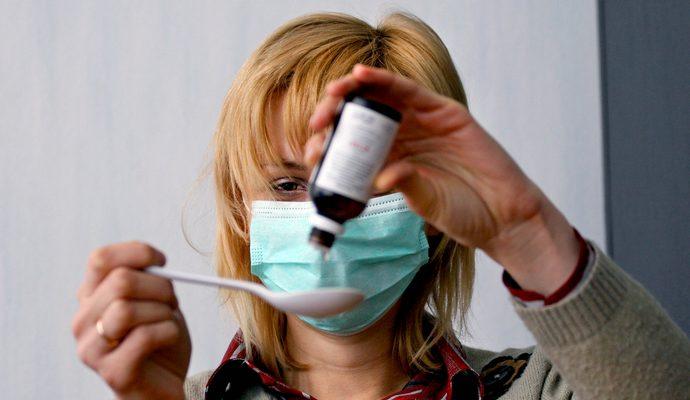 У столиці все більше хворих на грип