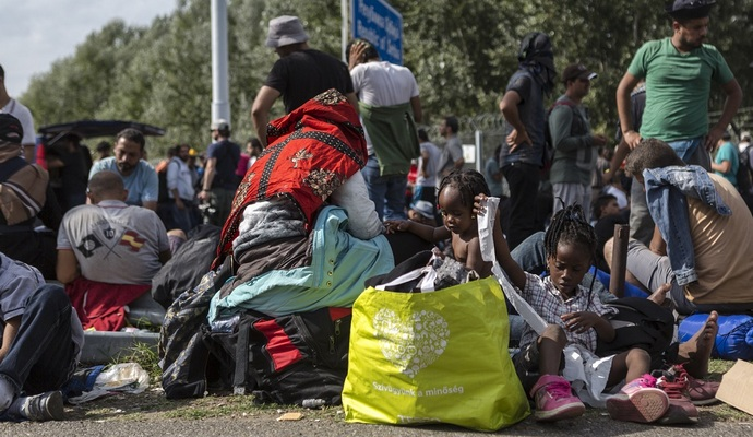 Родина біженців-сирійців подала до суду на Литву