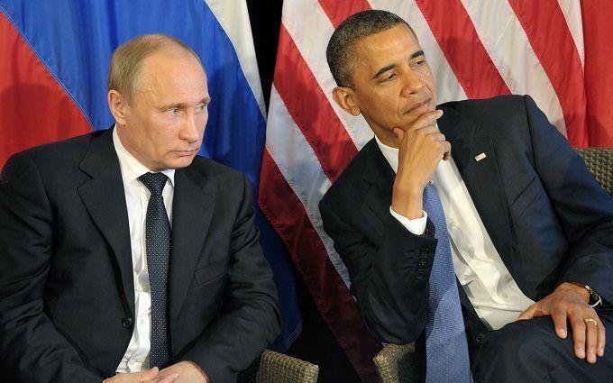 Обама попередив Путіна про погане майбутнє