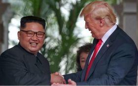 """""""Жду с нетерпением"""": Трамп назвал дату и место нового саммита с Ким Чен Ыном"""
