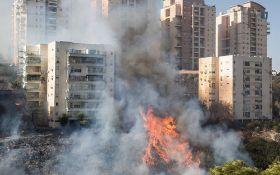 Страшні пожежі в Ізраїлі: з'явилися нові фото і подробиці про паліїв
