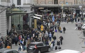 В Швеции задержали второго подозреваемого в совершении теракта в Стокгольме