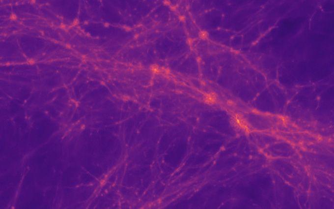 Суперкомпьютер создал модели спиральных галактик