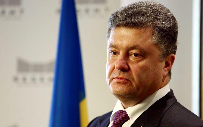 Порошенко предложил лишать украинского гражданства лиц, добровольно получивших гражданство иностранного государства