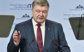 """Занепад і руїни: Порошенко розповів про """"русскій мір"""" на Мюнхенській конференції"""