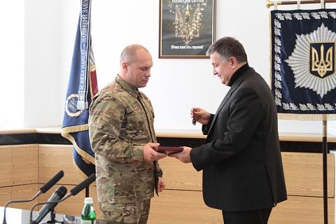 Аваков нагородив 57 правоохоронців, який брали участь у АТО (7 фото) (1)
