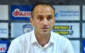 Сталь расторгла контракт с главным тренером Меликяном