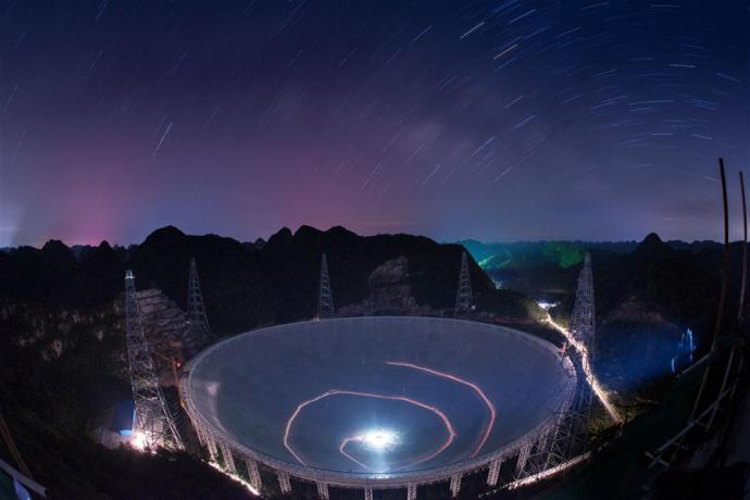 Китай вразив весь світ гігантським телескопом: опубліковані фото (1)
