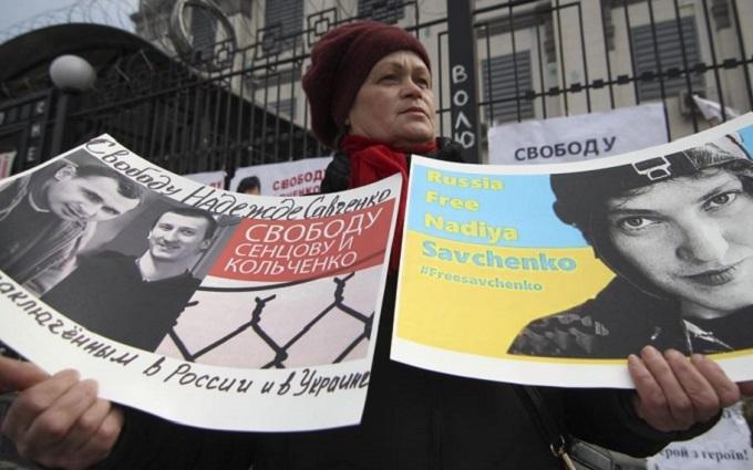 Після Савченко: в Україні підрахували, скільки її громадян в полоні у Путіна