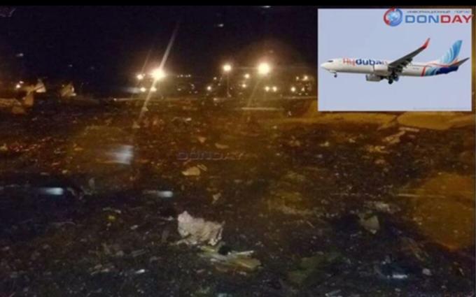 Опубликовано аудио последних переговоров экипажа Boeing перед крушением