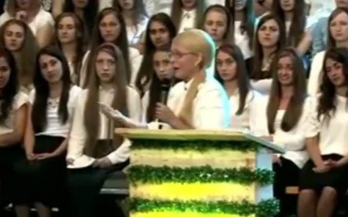 Тимошенко порадувала мережу релігійною історією зі свого життя: опубліковано відео