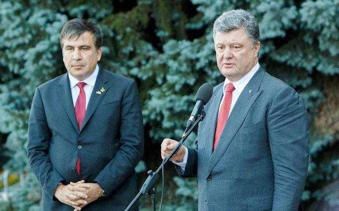 """""""Гоп-компания"""": в деле Саакашвили появились резонансные детали и комментарий Порошенко"""