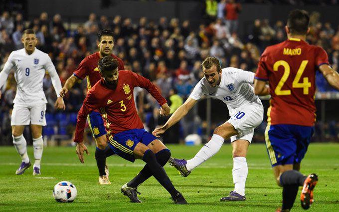 Прогноз На Футбол Англия-испания