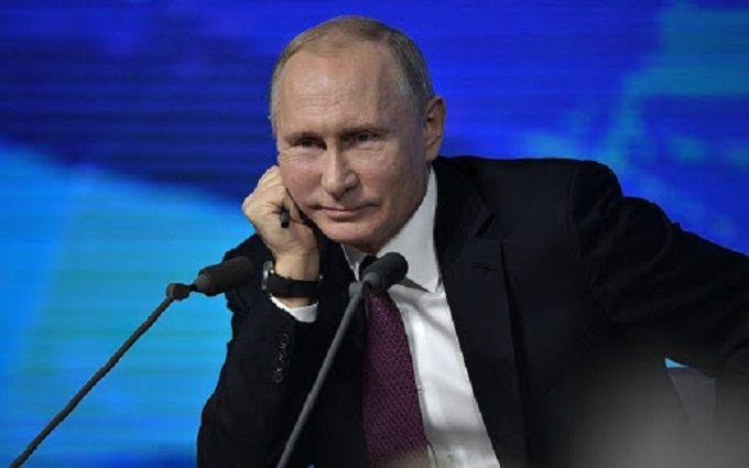 Мир очень счастлив: Путин отличился новым абсурдным заявлением об Украине
