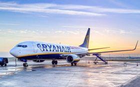 Ryanair запускает первые рейсы из Киева: названа дата