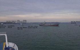 Стало известно о новых провокациях РФ в Азовском море