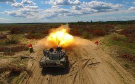 Убийца вражеских танков: в Украине провели огневые испытания новой боевой машины