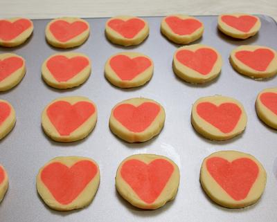 Рецепт ко Дню святого Валентина: Печенье «Валентинки» (фото) (9)
