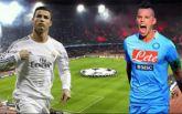 Реал Мадрид - Наполи: прогноз букмекеров на матч Лиги чемпионов 15 февраля