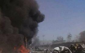 Вибух біля посольства Німеччини у Кабулі: кількість жертв збільшилася