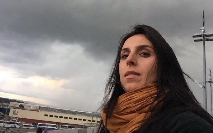 Джамала підспівувала відомій групі в Лондоні: з'явилося фото і відео