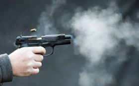 В центре Киева произошла стрельба, есть жертвы