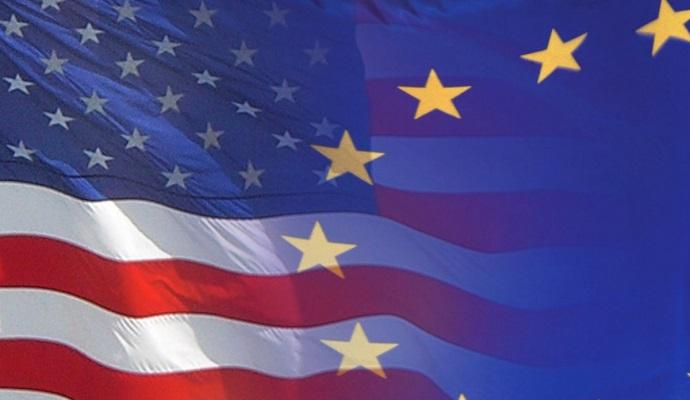 Зона свободной торговли между ЕС и США будет образцовой - Меркель