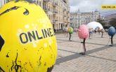 """""""Народжуємо новини"""" на фестивалі писанок: ONLINE.UA виставив свій експонат"""