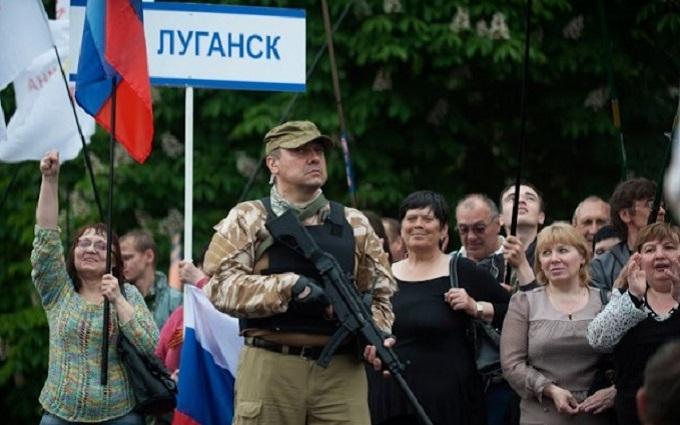 Бойовики ЛНР не змогли відмовитися від української мови: з'явилося фото