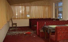 У київському ресторані вибухнула граната: з'явилися фото