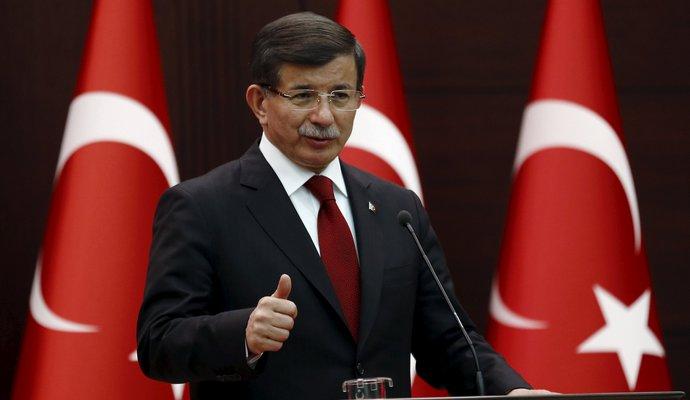 Турция ответила на обвинения РФ во вторжении в Сирию