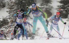 Третья медаль для Украины: итоги восьмого этапа Кубка мира по биатлону