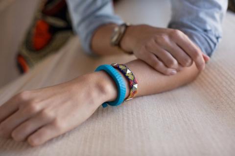 «Умный» браслет Jawbone UP получил поддержку Android-устройств