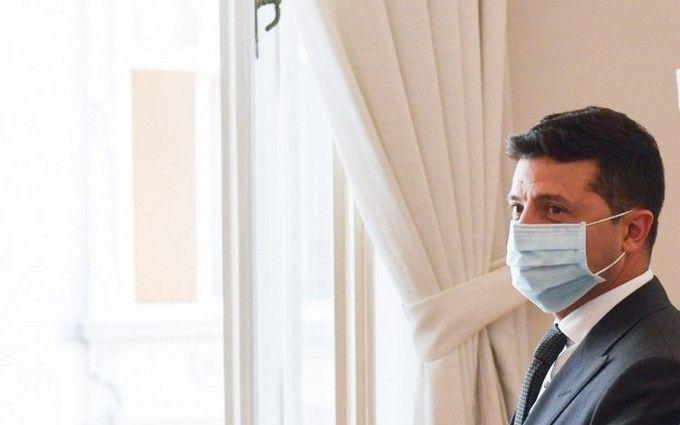 Зеленский иЕрмак находятся наизоляции встоличной больнице «Феофания»