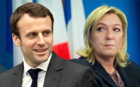 Президентская гонка во Франции: Макрон получил мощную поддержку