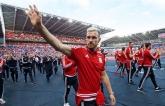 Сборную Уэльса встречали дома как победителей Евро-2016: опубликованы фото и видео