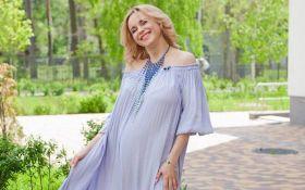 Це щастя: Лілія Ребрик показала зворушливі фото з новонародженою дочкою