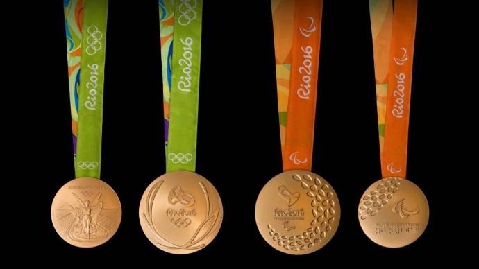 Як виглядають медалі Олімпіади в Ріо: опубліковані фото (1)
