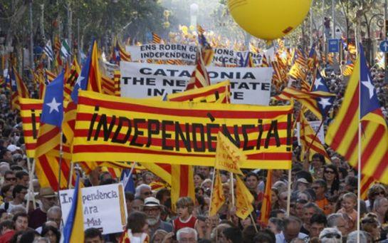 Великобритания не признает независимость Каталонии - Тереза Мэй
