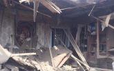 """""""Градом"""" по жилым районам: появились новые фото разрушений в Авдеевке"""