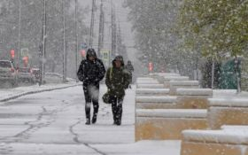 В семи областях Украины ожидают ухудшение погоды