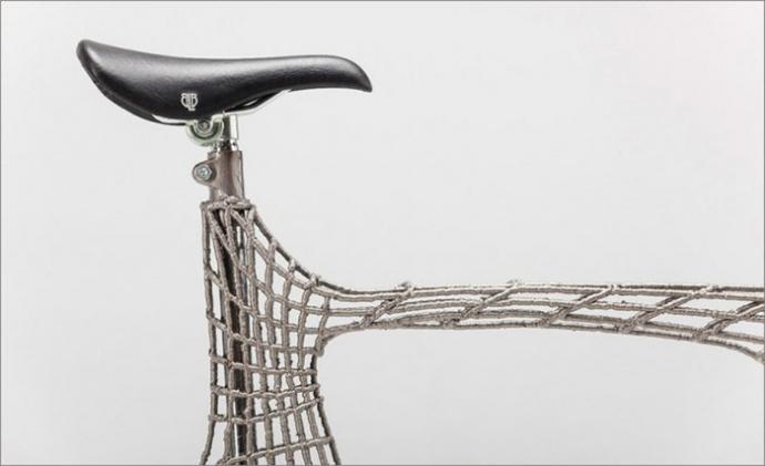 Студенты из Нидерландов создали велосипед с помощью 3D-печати (фото) (5)
