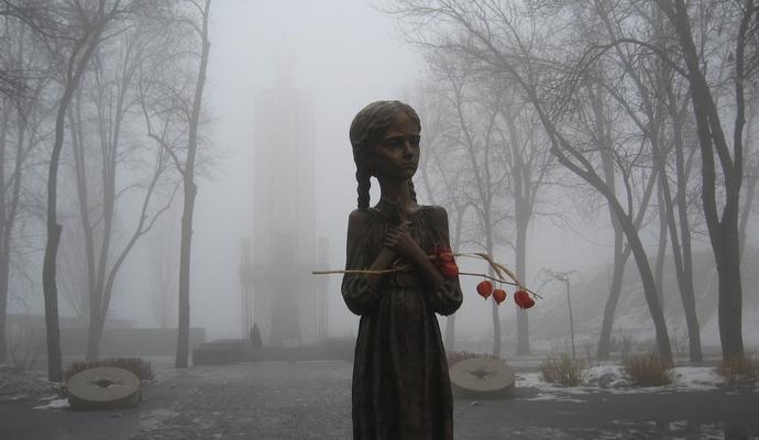 """В Крыму назвали """"счастьем"""" место памяти жертв Голодомора: появилось видео"""