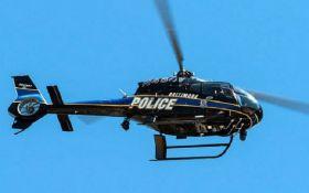 У Туреччині розбився поліцейський вертоліт із 12 людьми на борту