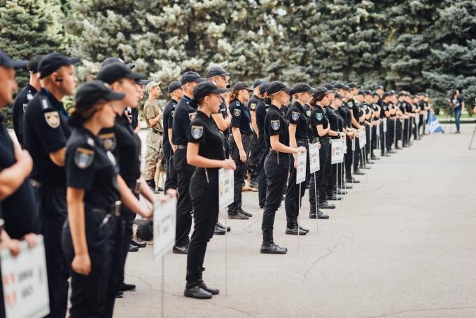 Четырехлапые офицеры: служебные собаки со всей Украины съехались в Днепр (3)